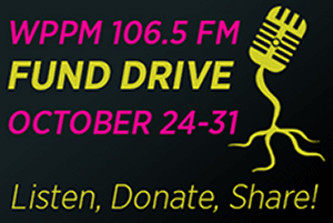 poster - WPPM Fund Drive Oct 24 - 31