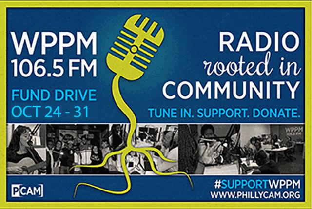 logo -WPPM 106.5 FM