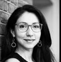 photo - Huda J. Fakhreddine, poet Philly Loves Poetry 6/2019