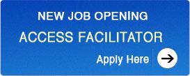 Access Facilitator Job Opening