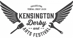 logo- Kensington Derby  and Arts Festival