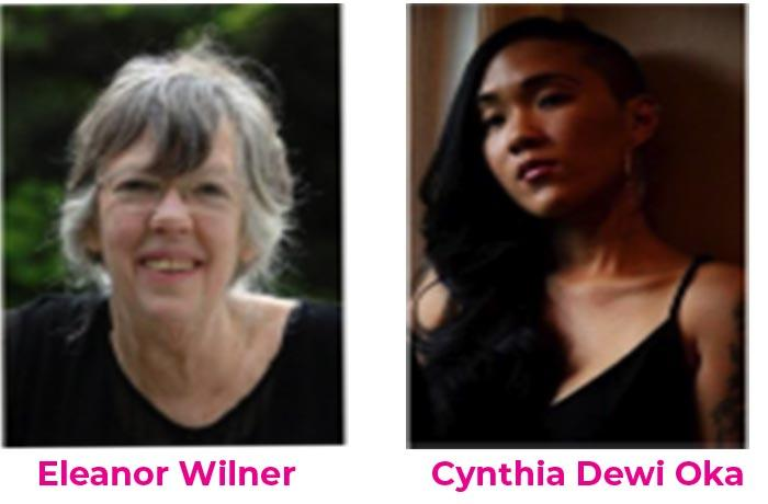 Philly Love Poetry  Present Eleanor Wilner and Cynthia Dewi Oka