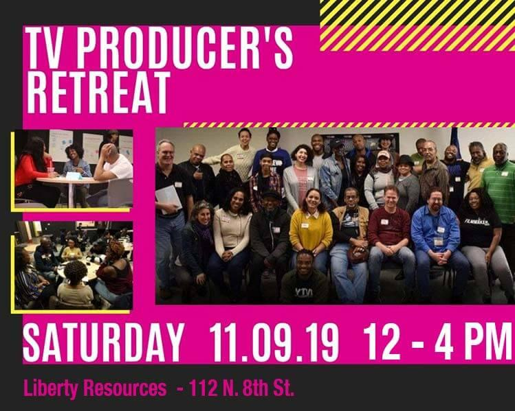 TV Producer's Retreat 11/09/19