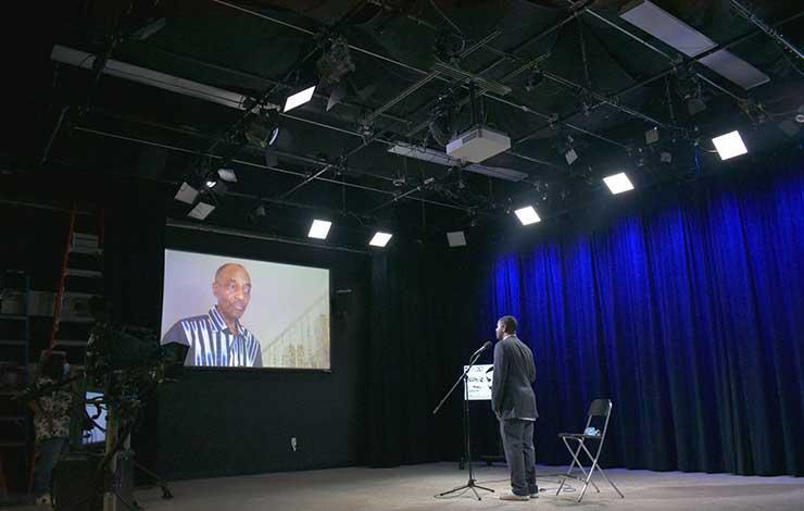 Tony Bennett, September 2020, Member of the Month in the Main Studio