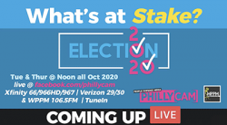 What's at Stake Tuesday and Thursday in October 2020