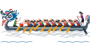image of a Dragon Boat
