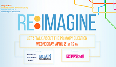 RE:IMAGINE Wednesday, April 22, 2021 12 pm