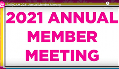 Annual Member Meeting Video and Recap