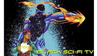 Black Sci Fi