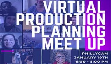 Member Engagement Event - Virtual Production Planning Meet-Up January 19, 2021 6 - 8 pm