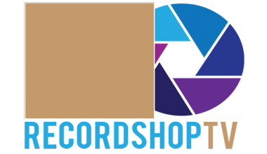 logo - the record shop
